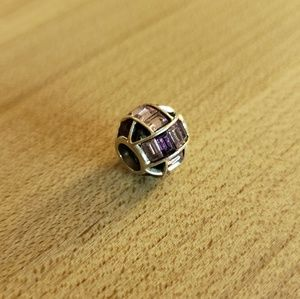 Authentic Chamilia Spellbound Charm - Purple